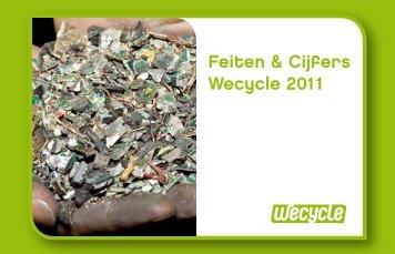 Feiten & Cijfers Wecycle 2011