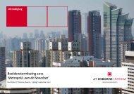 Beeldenstormlezing 2012 'Metropolis aan de Noordzee'