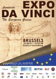 Het werk van Leonardo da Vinci een universeel onderwerp Het parcours