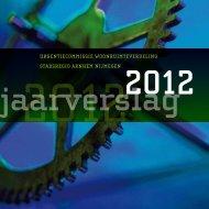 Jaarverslag Urgentiecommissie 2012 - De Stadsregio Arnhem ...