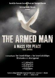 Programmaboekje The Armed Man - 4620 kb - Davidsfonds