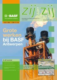 Grote werken bij BASF
