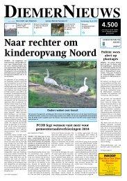 Naar rechter om kinderopvang Noord
