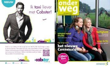 Ik taxi liever met Cabster!