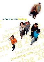 jaarverslag 2006 jaarverslag 2006 - Connexxion
