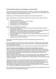 Nieuwe rechten en plichten voor treinreizigers per 3 ... - Connexxion