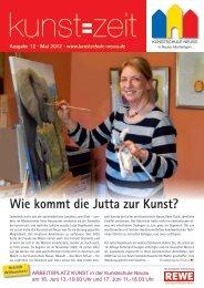 Mai 2012 - Kunstschule Neuss