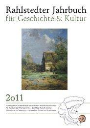 Rudolf Hammer – eine Spurensuche - rahlstedter kulturverein