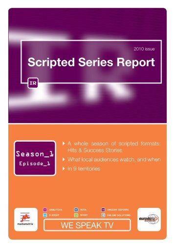 Scripted Series Report