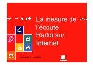 Radio sur Internet