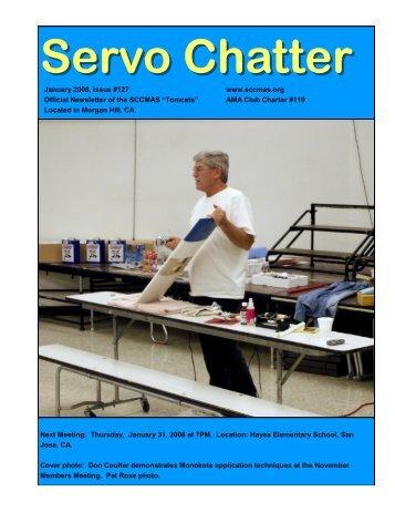 Servo Chatter