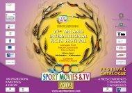 27 MILANO INTERNATIONAL FICTS FESTIVAL