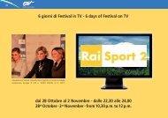 SPORT MOVIES & TV - fictsfederation.it