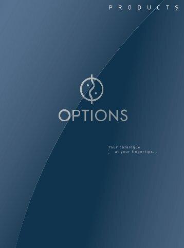 P R O D U C T S - Options