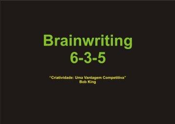 Brainwriting 6-3-5