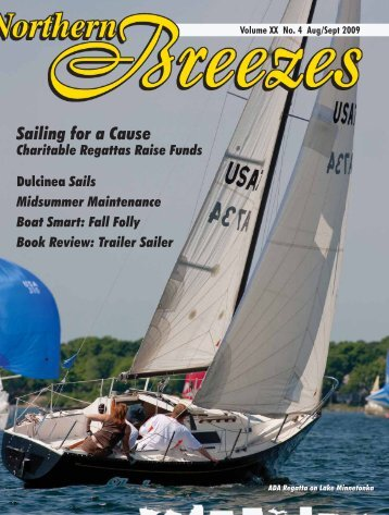 Sailing for a Cause - Sailing Breezes