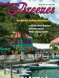 Caribbean Sailing Adventure - Sailing Breezes