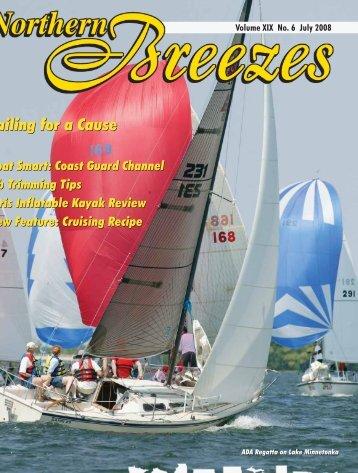 Sailing for a Cause Sailing for a Cause - Sailing Breezes