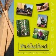 Weitere Angebote und Informationen zur Praiseland-Academy