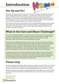 The Get up and Go Care and Share activity pack - Page 3