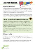 The Get up and Go Sunflower Challenge activity pack - Page 3