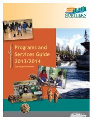 Programs and Services Guide 2013/2014
