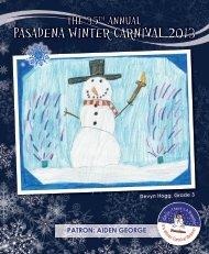 Pasadena Winter Carnival 2013