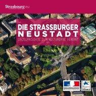 DIE STRASSBURGER NEUSTADT