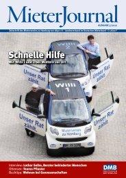 MieterJournal 3/2012 - Mieterverein zu Hamburg
