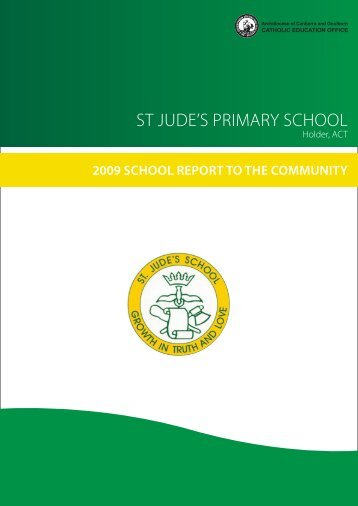 St Jude's primary school