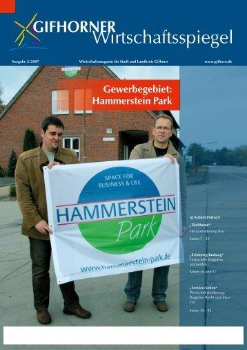 Gewerbegebiet: Hammerstein Park