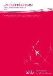 VI. Bestell- und Materialliste - Caritas-Konferenzen Deutschlands