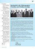 ZHH-Präsidium wiedergewählt - Vertaz - Page 3