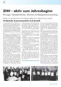 ZHH-Präsidium wiedergewählt - Vertaz - Page 4