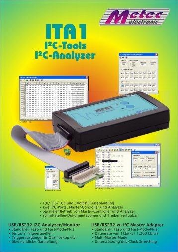 ITA1-Info - Metec Hard+Software Entwicklung GmbH