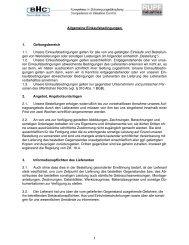Allgemeine Einkaufsbedingungen - Rupf Industries