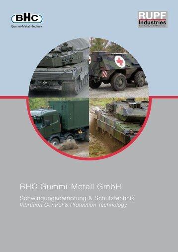 BHC Gummi-Metall GmbH
