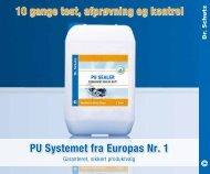 PU Systemet fra Europas Nr 1
