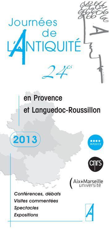 programme PDF - Centre Paul-Albert Février - CNRS
