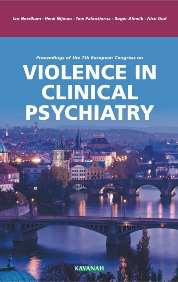 Violence in Clinical Psychiatry - Oud Consultancy