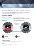 DIAMOND-FLOOR SAW BLADES FOR ASPHALT AND CONCRETE CONVINCING BENEFITS - Page 2