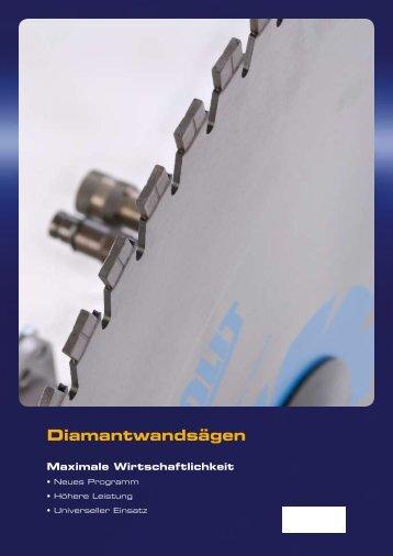 Diamantwandsägen