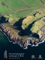 The Archaeological Landscape of Bute
