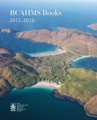 RCAHMS Books