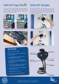 AERO-LIFT FLEX-LIFT Schlauchheber-Prospekt - Seite 2