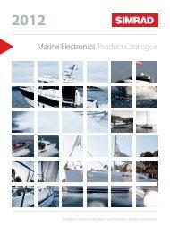 Marine Electronics Product Catalogue - ProNav