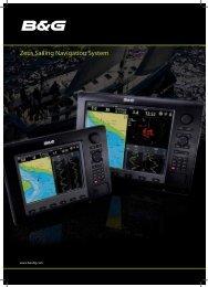 Zeus Sailing Navigation System