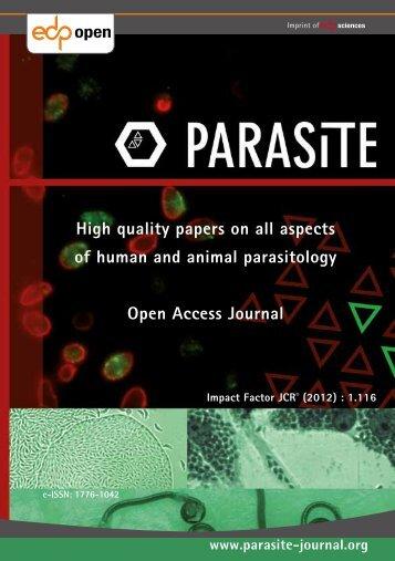 Leaflet (PDF) - Parasite