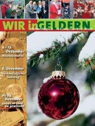 Dezember - WIR in Geldern
