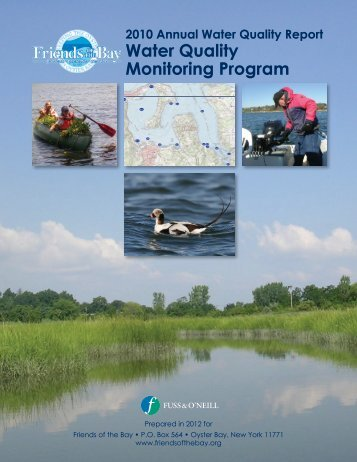 Water Quality Monitoring Program